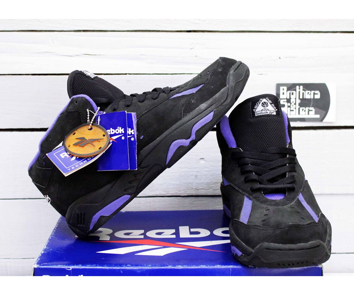 69634c9663f09d 90´s REEBOK ABOVE THE RIM Sneakers NWT