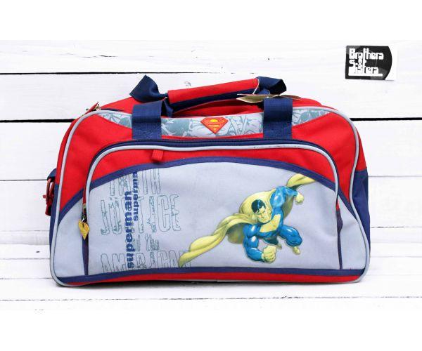 90´s SUPERMAN Sports Bag NWT