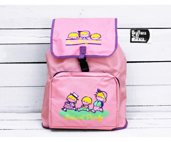 90´s SCHOOL PARTY Backpack NWT