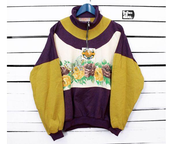 90´s FLORAL Sweatshirt NWT