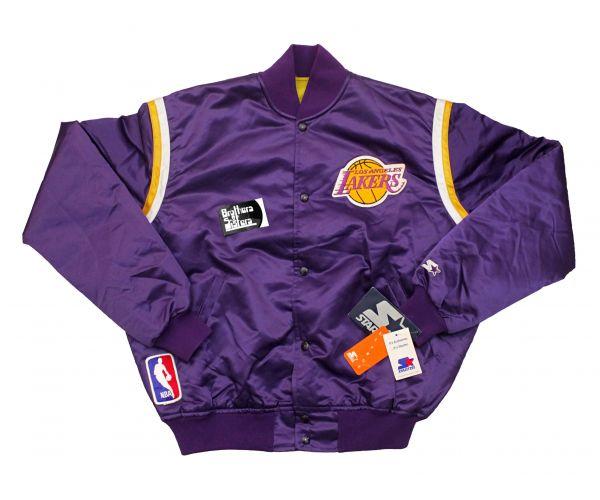 "90´s STARTER NBA ""Lakers"" Bomber NWT"