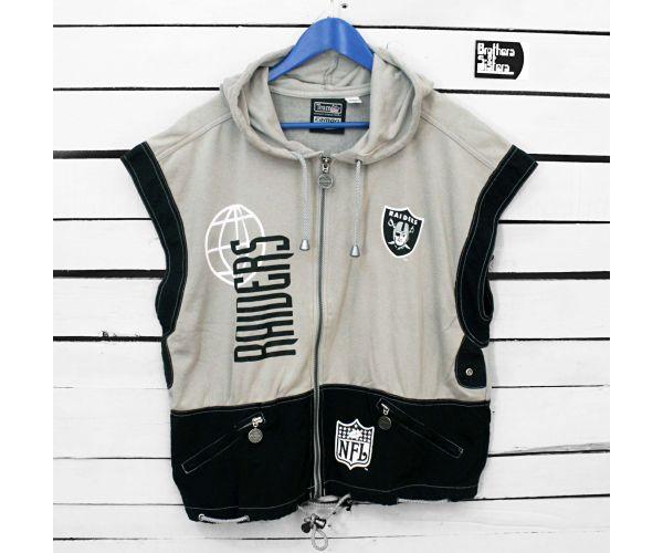 1993 CAMPRI NFL RAIDERS Vest