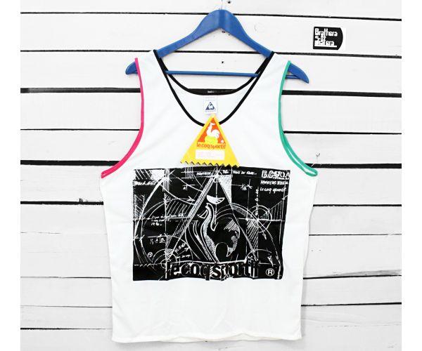 90´s LE COQ SPORTIF Shirt NWT
