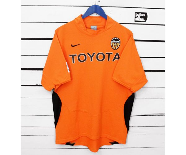 2004 NIKE VALENCIA CF Shirt