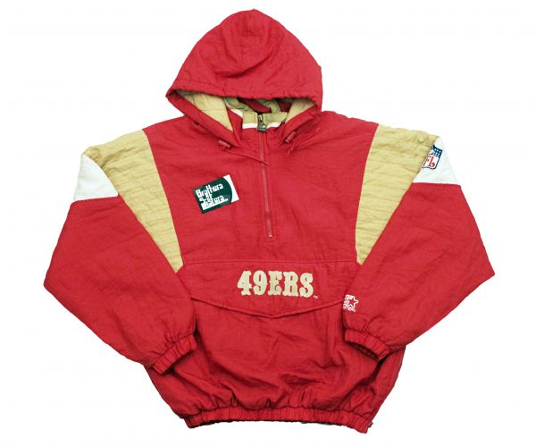 """90´s STARTER NFL """"SF 49Ers"""" Pull"""