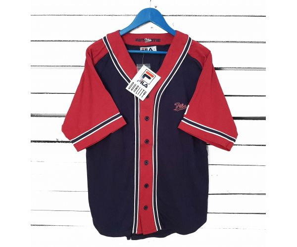 90´s FILA Baseball Shirt