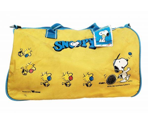 80´s SNOOPY Bag NWOT