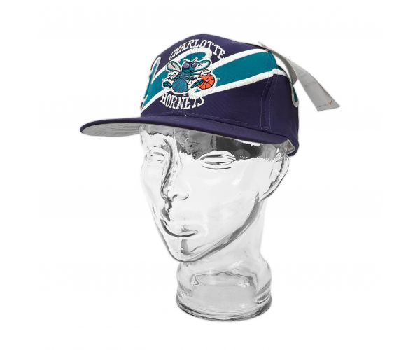 """90´s SPORTS SPECIALITIES NBA """"Hornets"""" Cap NWT"""