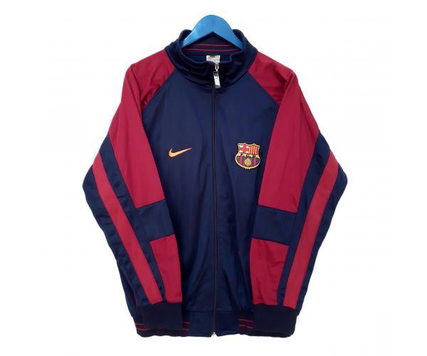 90´s NIKE FC Barcelona Tracktop