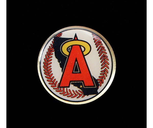 90´s Pin LOS ANGELES ANGELS OF ANAHEIM