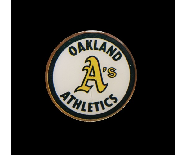 90´s Pin MLB OAKLAND ATHLETICS