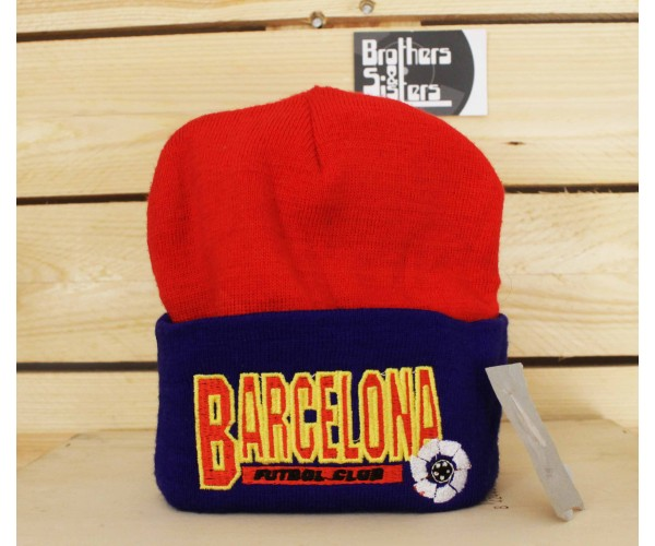 90´s Beanie BARCELONA FC