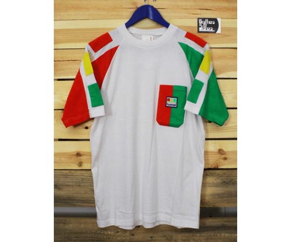 80´s Camiseta HUMMEL COLORES NWOT